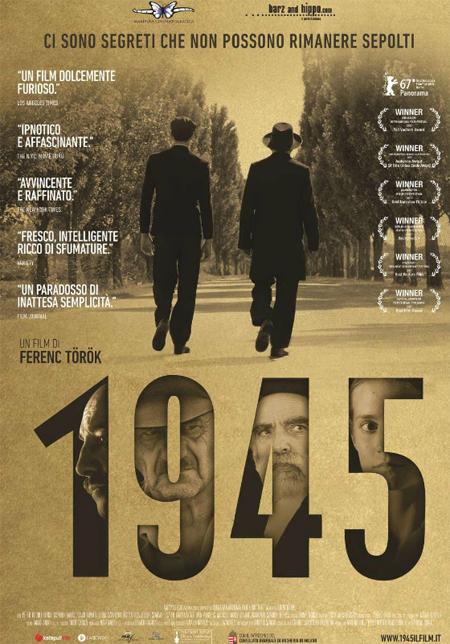 1945 dal 3 maggio al cinema