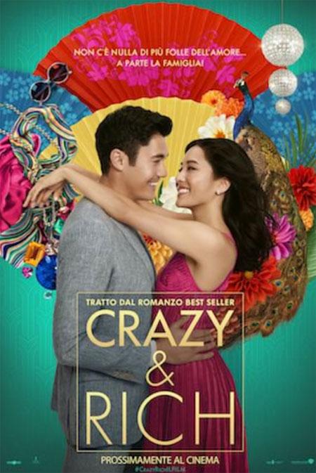 CRASY AND RICH dal 16 agosto al cinema