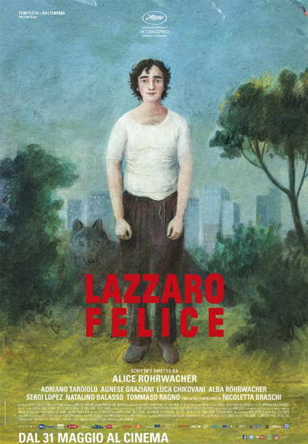 LAZZARO FELICE dal 31 maggio al cinema