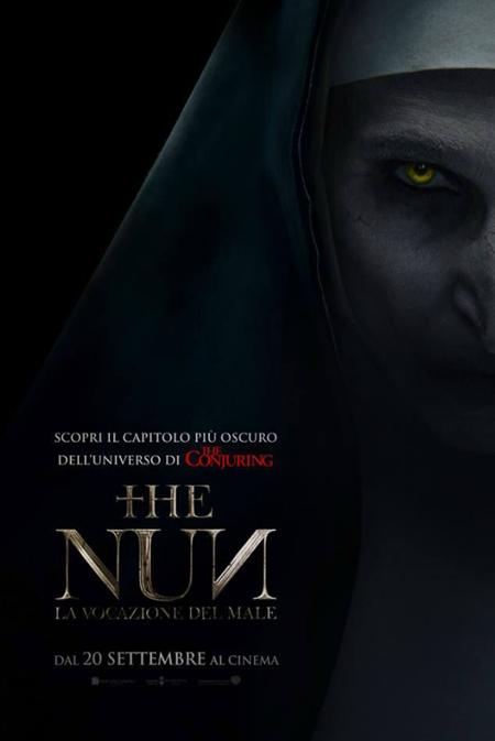 THE NUN dal 20 settembre al cinema