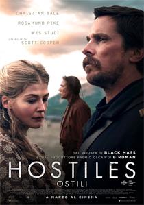 Hostiles - Ostili a vicenza