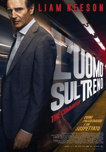 L Uomo sul Treno - The Commuter