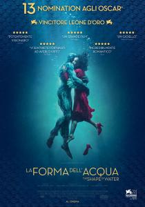 La Forma dell Acqua - The Shape of Water a cagliari