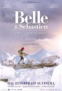 Belle & Sebastien - Amici per sempre a latina