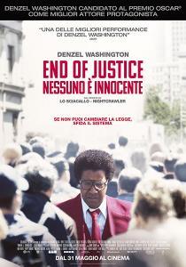 End of Justice - Nessuno è Innocente a foggia