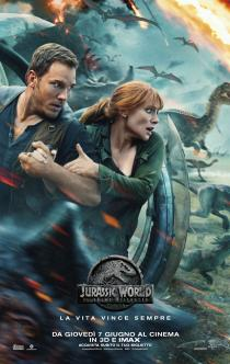 Jurassic World - Il regno distrutto a macerata