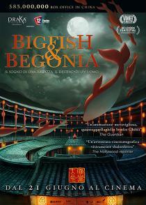 Big Fish & Begonia a milano