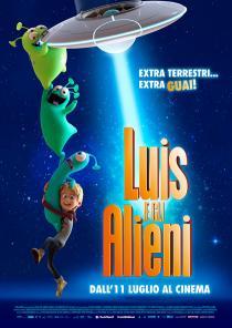 Luis e gli Alieni a brescia