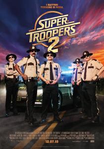 Super Troopers 2 a caltanissetta