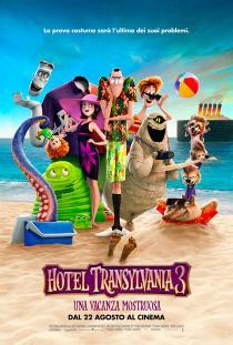 Hotel Transylvania 3 - Una vacanza mostruosa a rimini