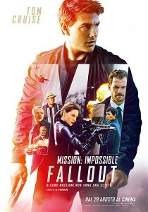 Mission: Impossible - Fallout a bergamo