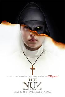 The Nun - La Vocazione del Male a vicenza