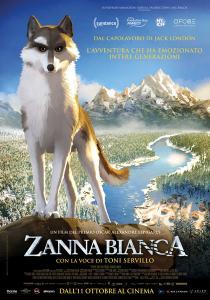 Zanna Bianca a ancona