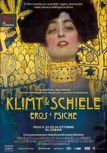 Klimt & Schiele - Eros e Psiche a verona