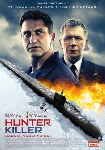 Hunter Killer - Caccia negli abissi a bari