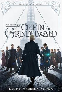 Animali Fantastici - I Crimini di Grindelwald a rimini