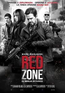 Red Zone - 22 Miglia di Fuoco a bari