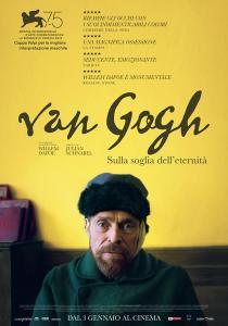 Van Gogh - Sulla soglia dell eternità