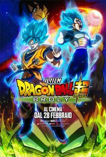 Dragon Ball Super: Broly - Il Film a foggia