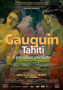 Gauguin a Tahiti - Il Paradiso Perduto a foggia