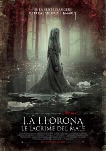 La Llorona - Le lacrime del male a frosinone
