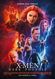 X-Men - Dark Phoenix a trento