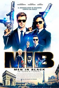 Men in Black - International a asti