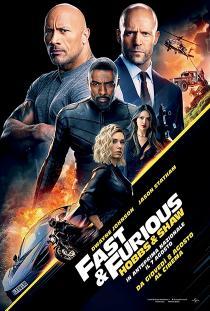 Fast & Furious - Hobbs & Shaw a trento