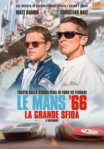 Le Mans  66 - La grande sfida a bergamo