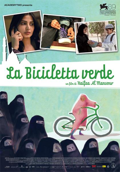 La bicicletta verde a firenze