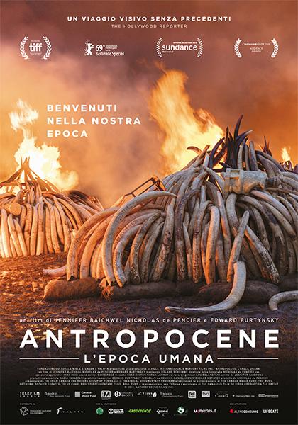 Antropocene - L Epoca Umana