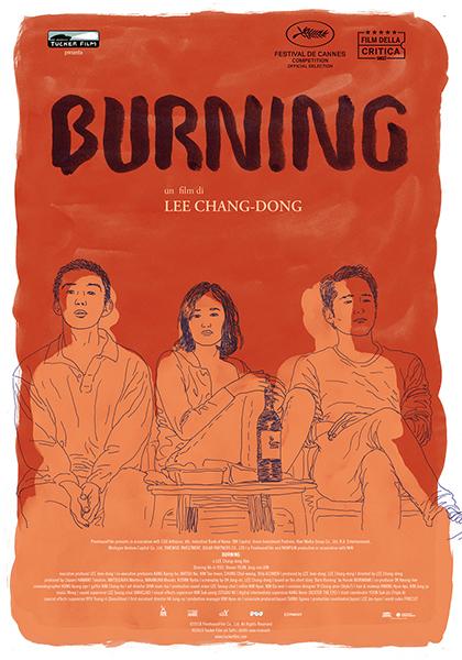 Burning - L Amore Brucia a genova