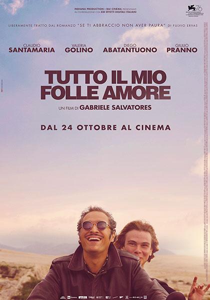 Tutto il mio folle amore a roma