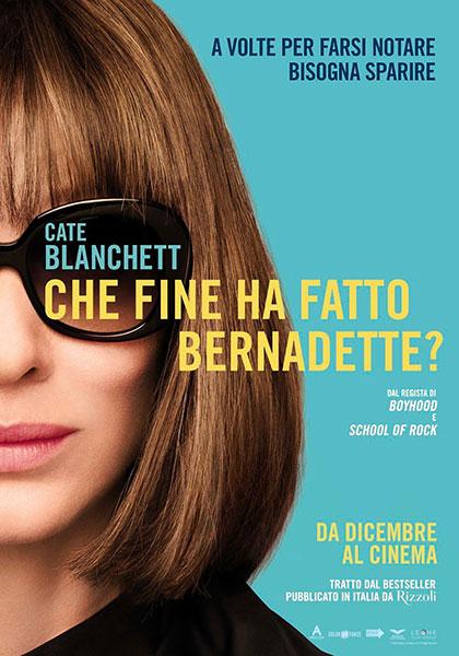 Che fine ha fatto Bernadette? a catania
