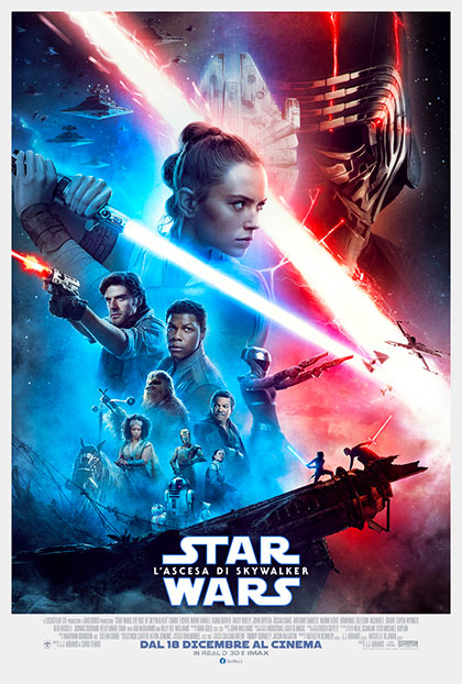 Star Wars - L ascesa di Skywalker