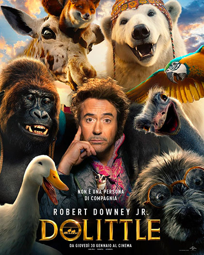 Dolittle a imperia
