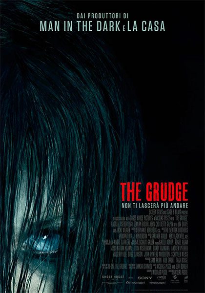The Grudge a roma