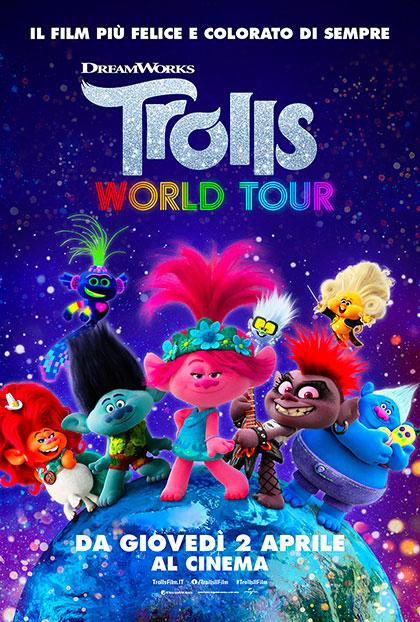 Trolls World Tour a chieti