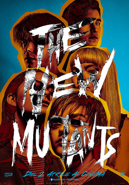 The New Mutants a ravenna