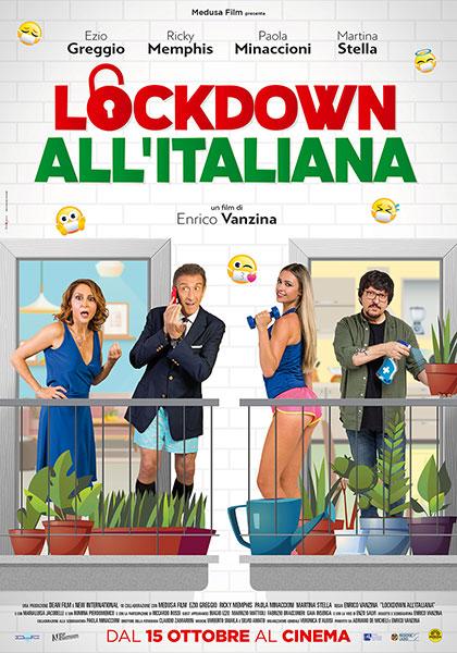 Lockdown all italiana