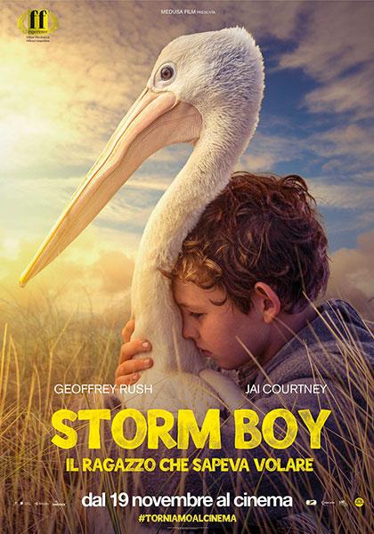 Storm Boy - Il ragazzo che sapeva volare a verona