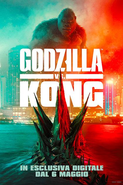 Godzilla vs Kong a roma