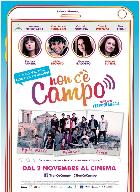 NON C E  CAMPO dall 1 novembre al cinema