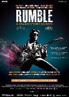 RUMBLE - IL GRANDE SPIRITO DEL ROCK !  dal 19 marzo al cinema