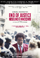 END OF JUSTICE :NESSUNO E  INNOCENTE dal 31 maggio al cinema