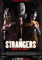 THE STRANGERS 2: PREY AT NIGHT dal 31 maggio al cinema