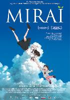 MIRAI dal 15 ottobre al cinema