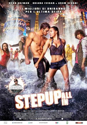 Step Up All In dal 20 agosto al cinema