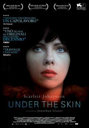 Under the skin dal 28 agosto al cinema