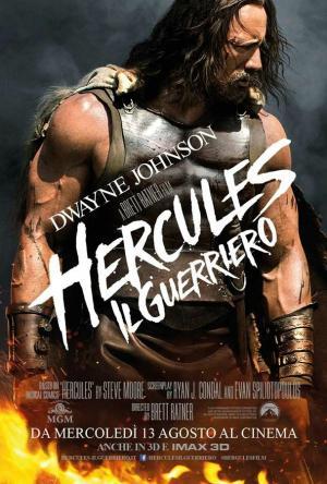 Hercules - Il Guerriero dal 13 agosto al cinema